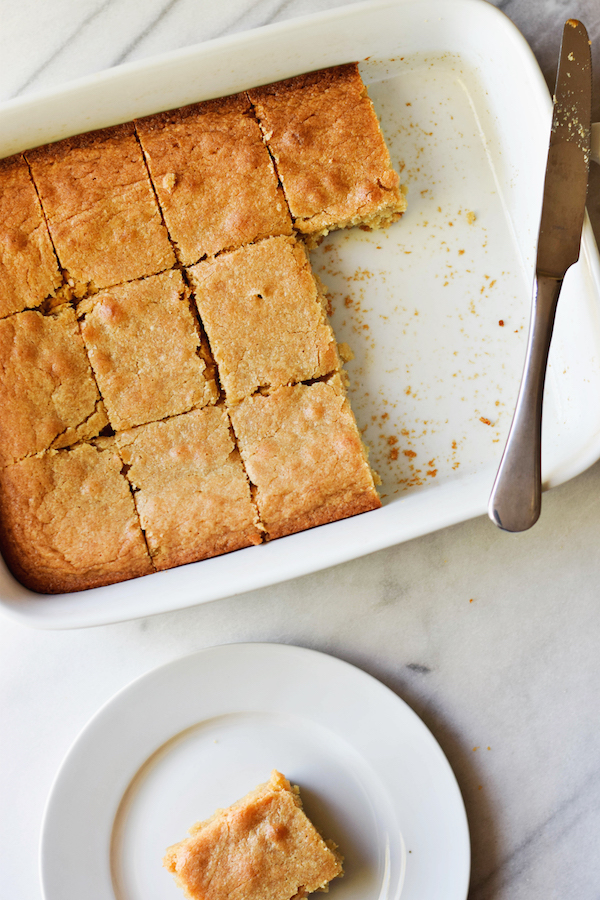 SEVEN INGREDIENT BLONDIES 2