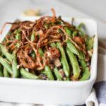 A Not Gross Green Bean Casserole