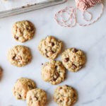 (EXTRA SOFT) OATMEAL CHOCOLATE CHIP COOKIES
