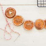 WINTER ORANGE GARLAND