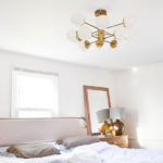 FINDING LIGHT FIXTURES WITH CHARACTER FOR EIGHT FOOT CEILINGS
