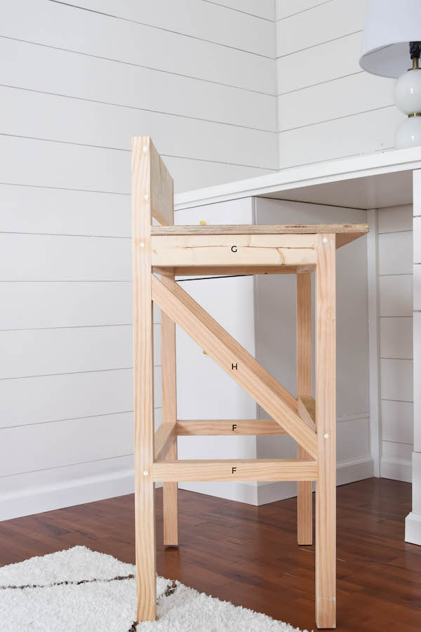 EXTRA TALL STOOL DIY