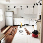 ORDER OF ROOMS FOR LAYING WOOD FLOORS