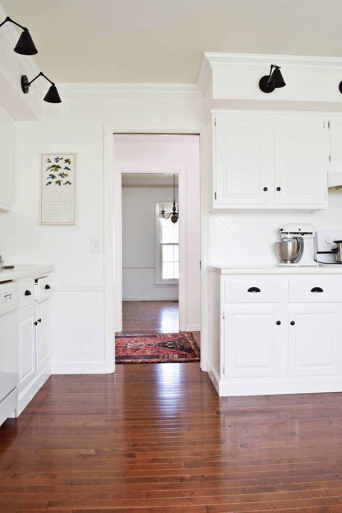RUGS THAT WORK FOR A MUDROOM