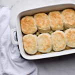 PARMESAN & PARSLEY BISCUITS (WITH REFRIGERATED BISCUIT DOUGH!)
