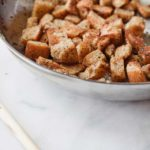 BACON FAT CROUTONS