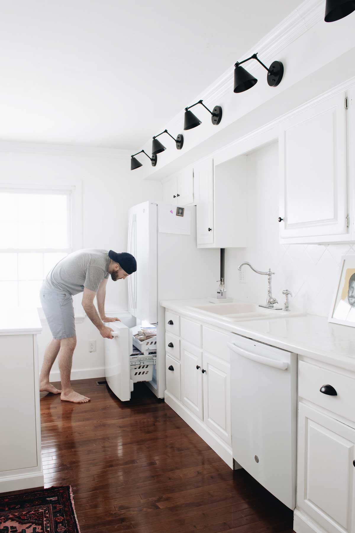 RENOVATING A KITCHEN WITHOUT NEEDING A GUT JOB