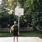 BUILDING A DIY BASKETBALL BACKBOARD