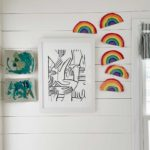 RAINBOW CRAFT FOR YOUNG CHILDREN